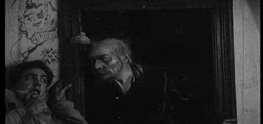 """повесть Гоголя """"Портрет"""", кадр из фильма 1915 года"""