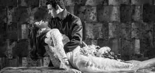 Ромео и Джульетта, кадр из спектакля