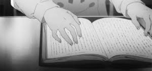 книга открытая в руках
