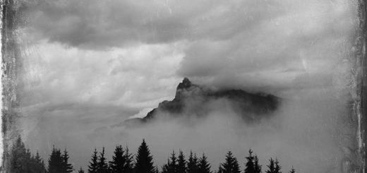 горы, романтический пейзаж