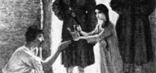 Кавказский пленник, иллюстрация к рассказу Толстого