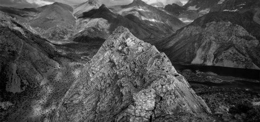 горы, горный хребет