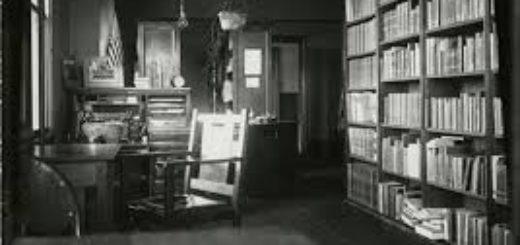 библиотека, книги в доме