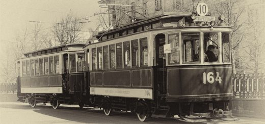 трамвай, транспорт