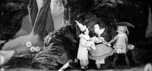 Буратино, кадр из советского фильма