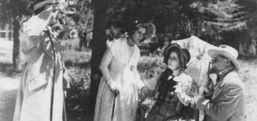 княжна Мери, девушки на прогулке, герой нашего времени